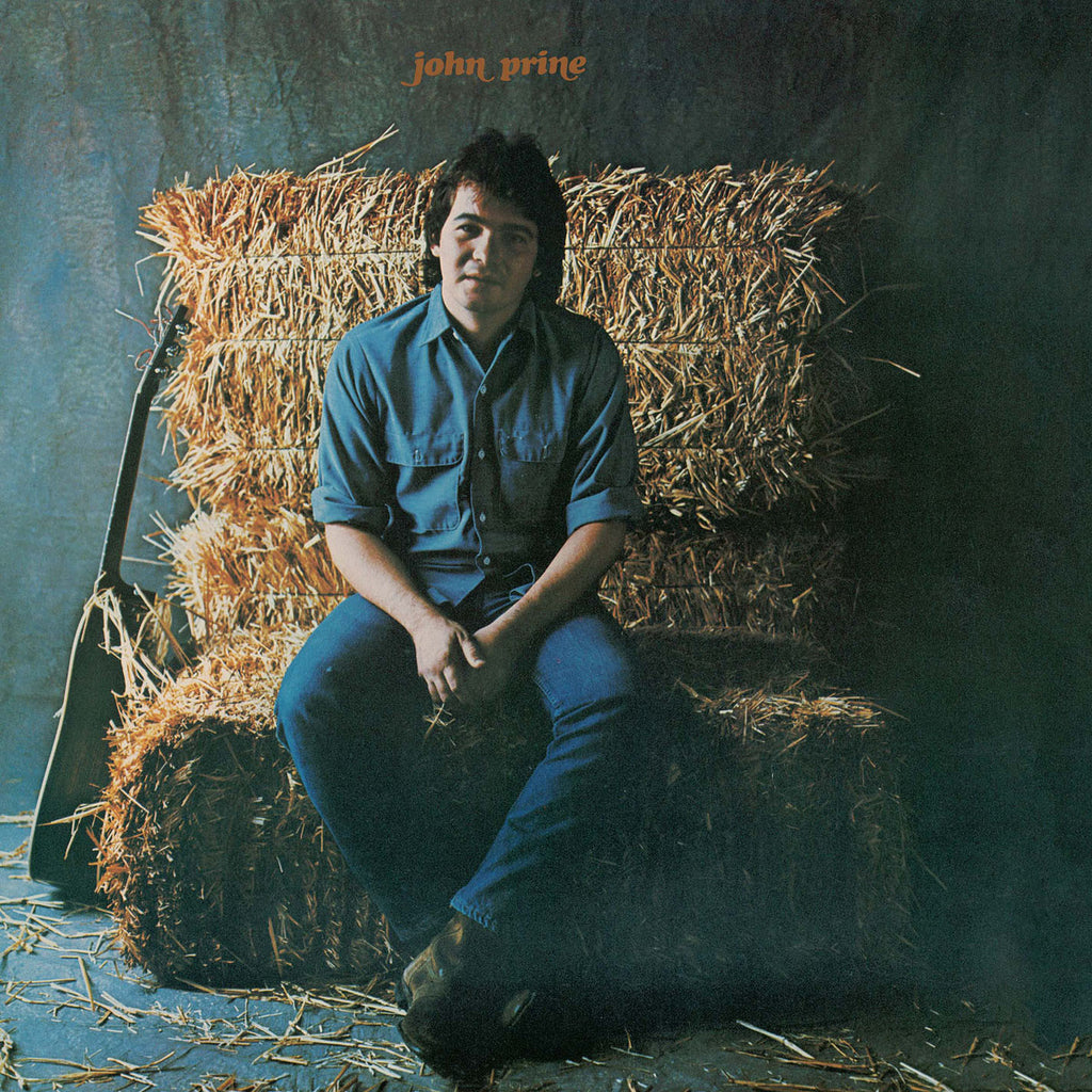John Prine - Self-Titled Debut - Limited 180g re-issue