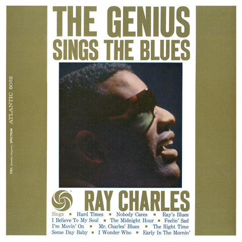 Ray Charles - Genius Sings the Blues - remastered in MONO LTD
