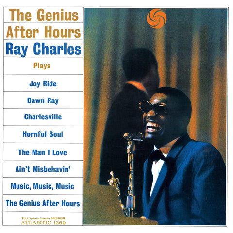 Ray Charles - The Genius After Hours - remastered in MONO