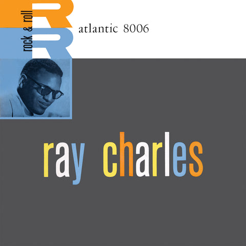Ray Charles - S/T aka Rock & Roll - remastered in MONO Limited
