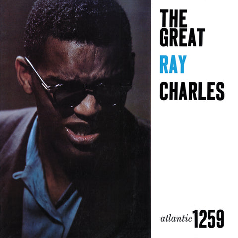 Ray Charles - The Great Ray Charles - remastered in MONO LTD