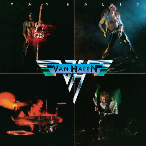 Van Halen - Self-titled debut album on 180g vinyl