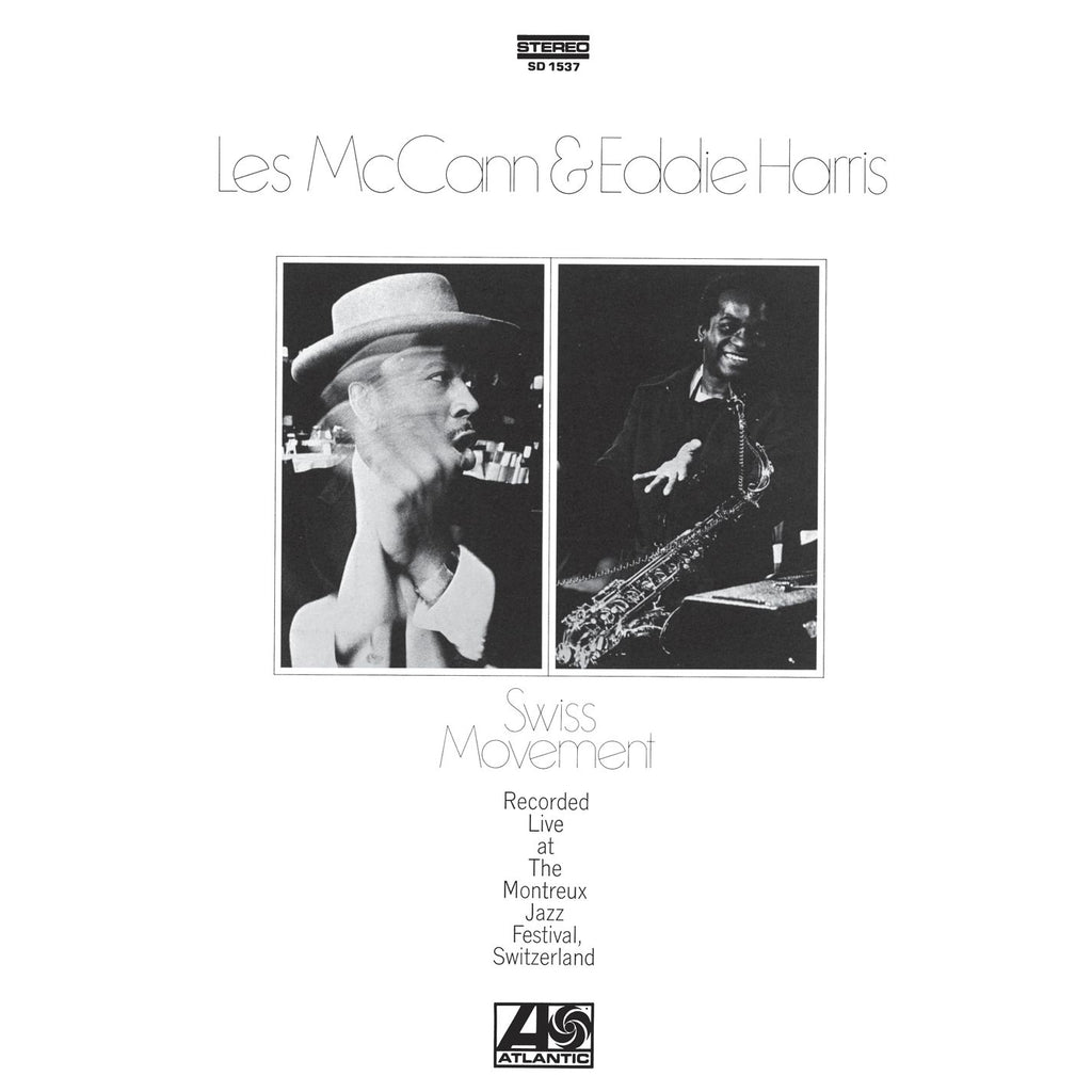 Les McCann & Eddie Harris - Swiss Movement 180g HQ