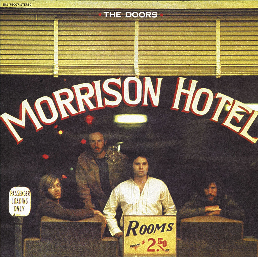 Doors - Morrison Hotel - 180g German import