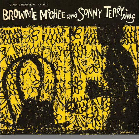 Sonny Terry & Brownie McGhee - Sing - Limited Smithsonian Folkways