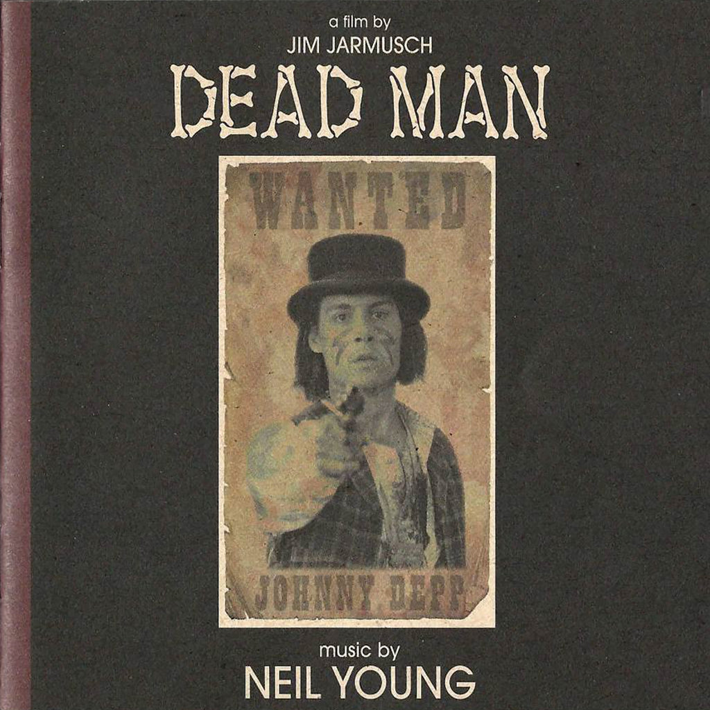 Neil Young - Dead Man Soundtrack 2 LP set
