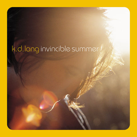 k.d. lang - Invinsible Summer - LTD colored vinyl