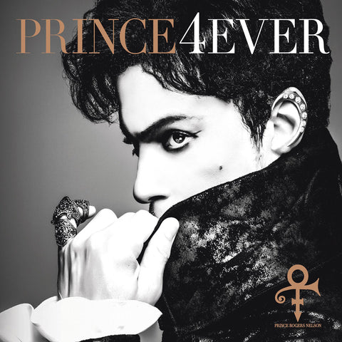Prince - 4ever - 4 LP box set - 40 greatest hits w/ photo book!
