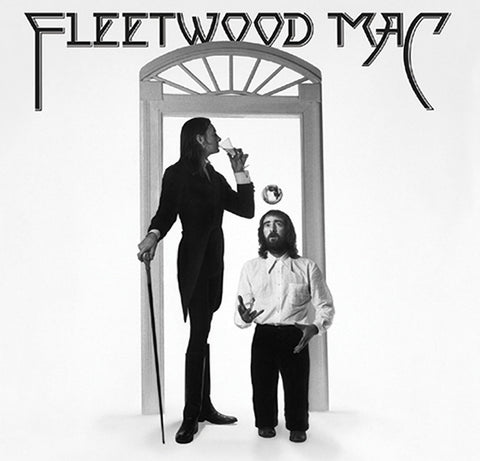 Fleetwood Mac - Fleetwood Mac (1975) on limited white vinyl