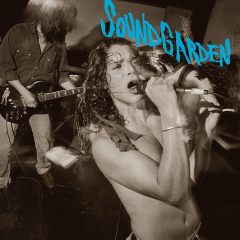 Soundgarden -Screaming Life/Fopp 2 LP set w/ bonus EP & download