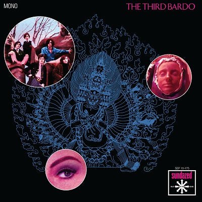 "Third Bardo - I'm Five Years Ahead of My Time - 10"" EP on BLUE Vinyl!"
