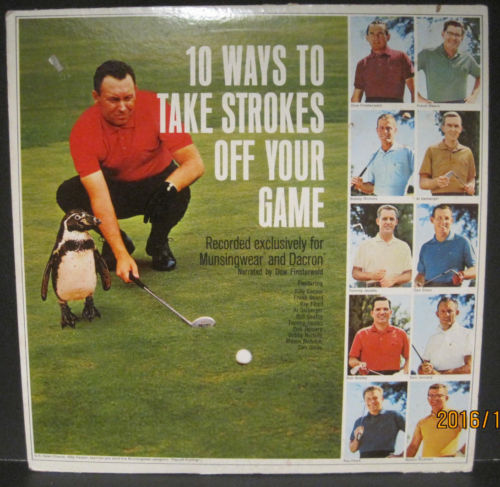 Dow Finsterwald - 10 Ways To Take Strokes Off Your Game