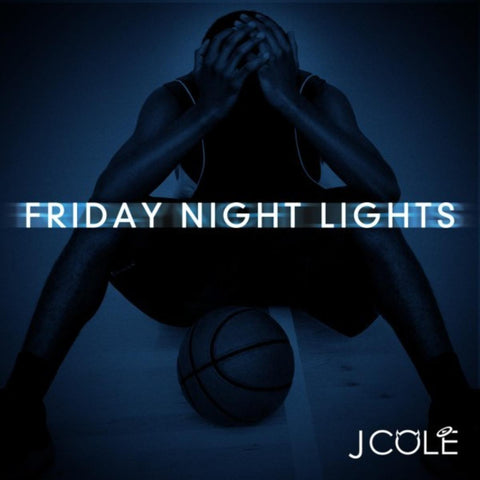 J Cole - Friday Night Lights - 2 LP Limited Edition import colored Vinyl
