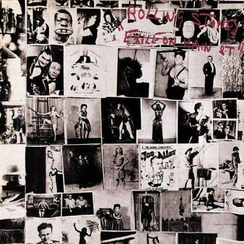 Rolling Stones - Exile on Main Street 2 LP import 180g