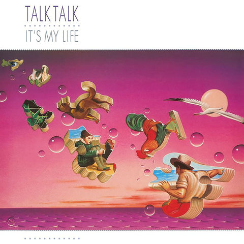Talk Talk - It's My Life - Limited 180g Colored Vinyl (SYEOR)