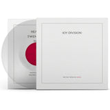 Joy Division - Closer - 180g 40th Anniversary ed on CLEAR vinyl