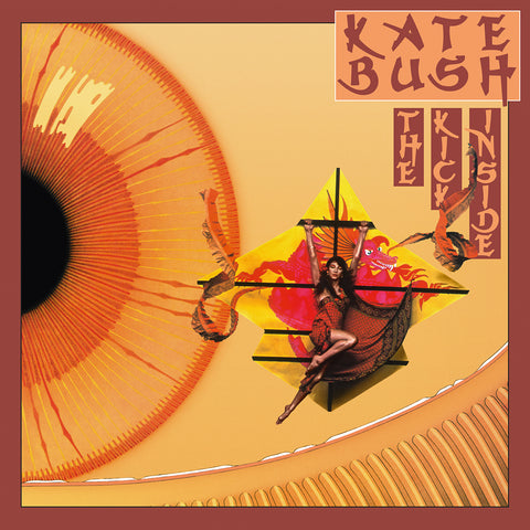 Kate Bush - The Kick Inside180g LP remastered