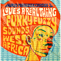 Various - Love's a Real Thing / The Funky Fuzzy Sounds of West Africa w/ DL