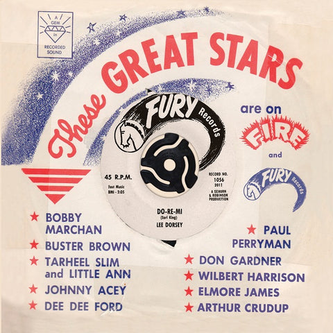 Various Artists - These Stars are on Fire and Fury! 3 CD set
