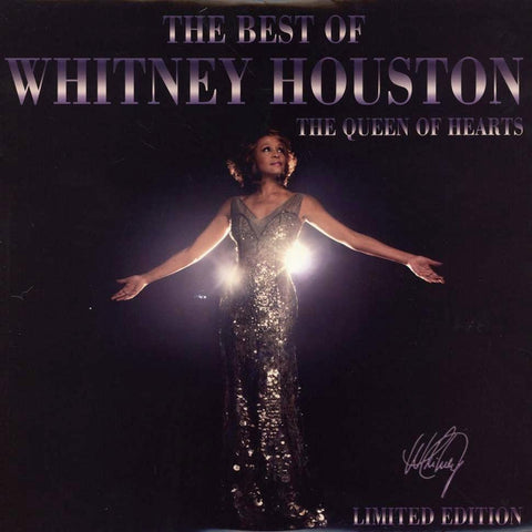 Whitney Houston - The Best of Whitney Houston, Queen of Hearts - Colored VINYL