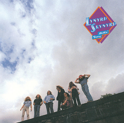 Lynryd Skynyrd - Nuthin' Fancy - 180g LP w/ Download