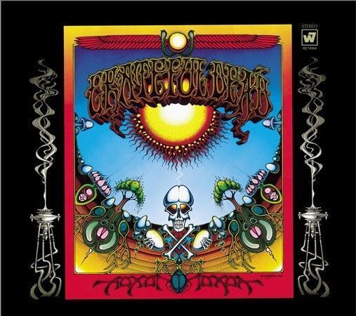 Grateful Dead - Aoxomoxoa - 180g Jerry Garcia