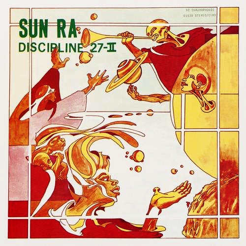 Sun Ra - Discipline 27-II - Super Limited re-issue import