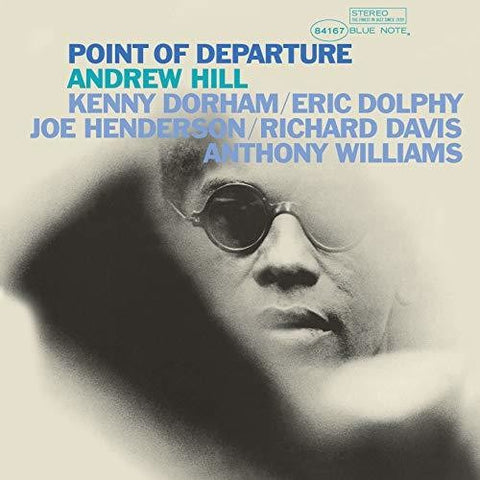 Andrew Hill - Point of Departure -  Limited 180g