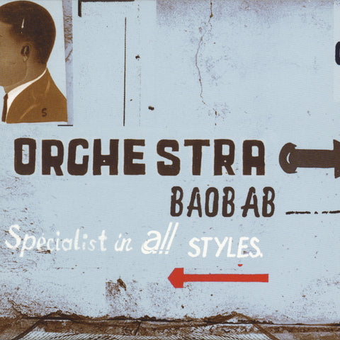 Orchestra Baobab - Specialist in All Styles 2 LP 1st time on vinyl!