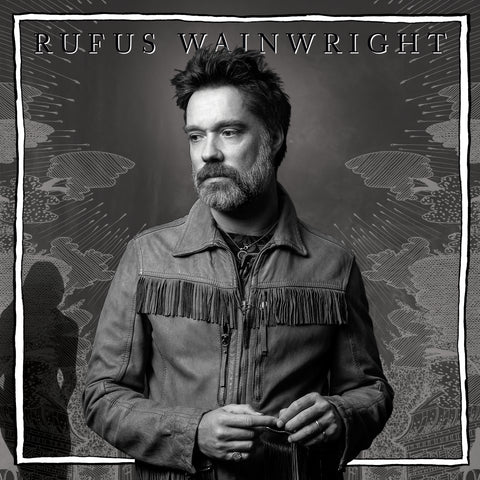 Rufus Wainwright - Unfollow the Rules - 2 LP set - first new in 8 yrs