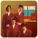 Kinks - You Really Got Me / Milk Cow Blues (Live) EP RSD