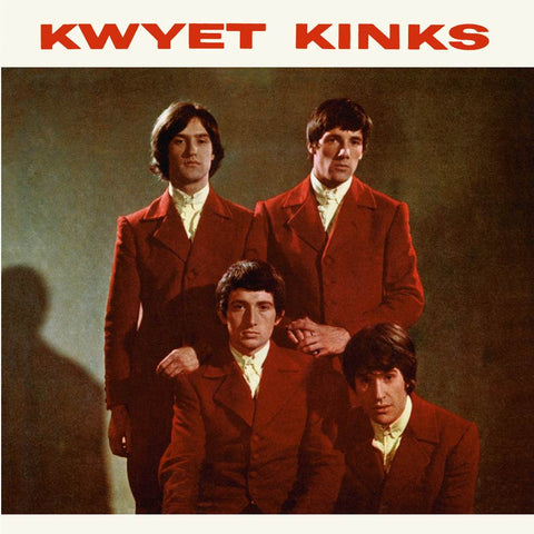 "Kinks - Kwyet Kinks 4 track 7"" EP"