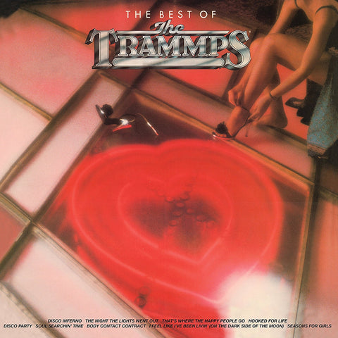 Trammps - The Best of The Trammps - limited edition 180g