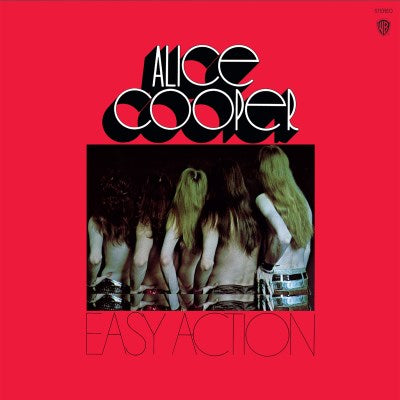 Alice Cooper - Easy Action - Limited LP colored vinyl gatefold