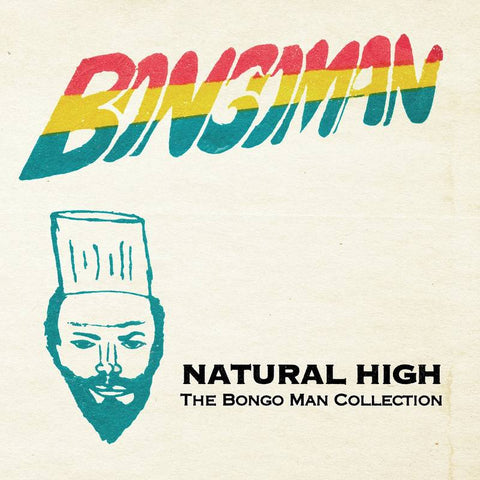 Natural HIgh - BONGOMAN Collection - RSD 2 LP Super LMT COLOR VINYL