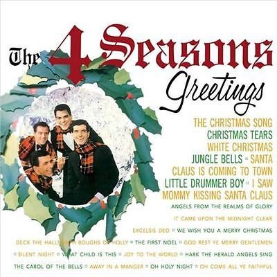 4 Seasons - Greetings - Their classic 1962 Christmas LP