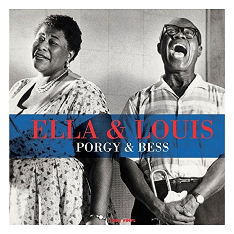 Ella Fitzgerald & Louis Armstrong - Porgy & Bess - Import 180g LP