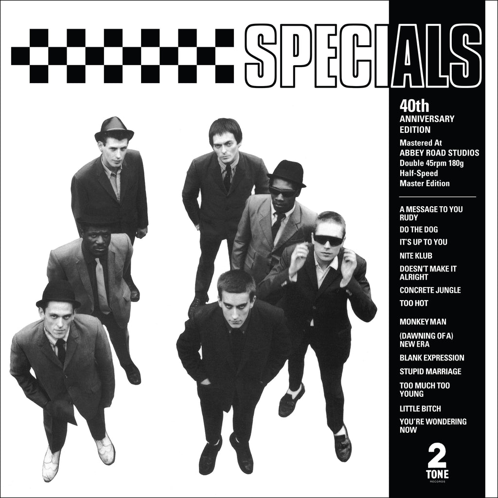 Specials - Debut remastered 180g 2 LP half-speed master anniversary edition