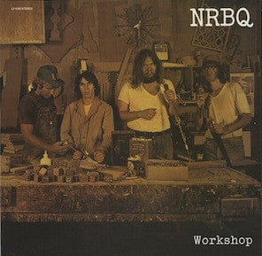 NRBQ - Workshop - Limited HQ COLORED vinyl!