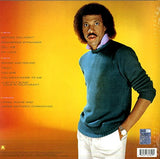 Lionel Richie - self-titled solo debut w/ gatefold