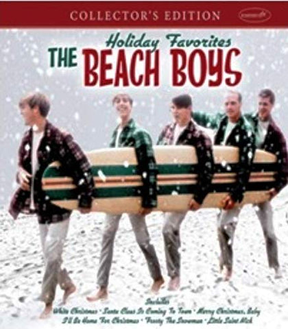 Beach Boys - Holiday Favorites - 12 Christmas classics