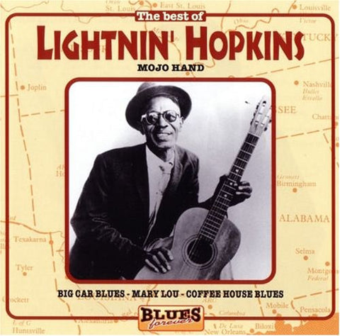 Lightnin' Hopkins - Mojo Hand / Best of