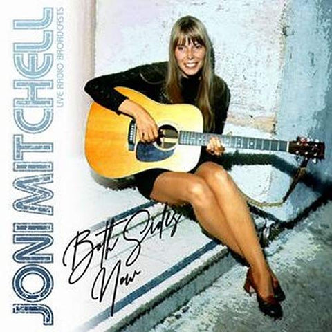 Joni Mitchell - Both Sides Now - Live Radio Broadcasts - import LP