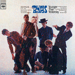 Byrds - Younger Than Yesterday MONO edition