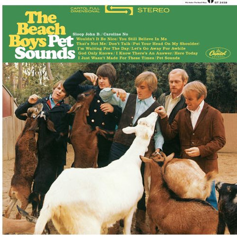 Beach Boys - Pet Sounds - 180g Stereo anniversary edition