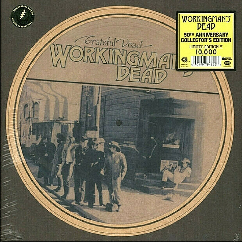 Grateful Dead - Workingman's Dead - 50th Anniversary Limited PICTURE DISC