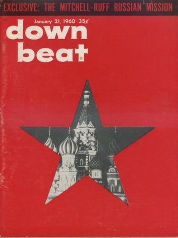 Down Beat - Jan 21, 1960 / Mitchell - Ruff in Russia