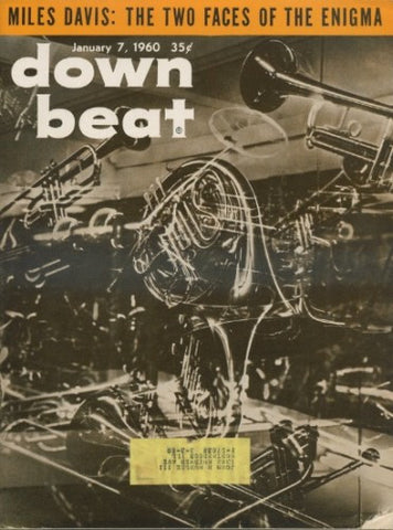 Down Beat - Jan 7, 1960 / Miles Davis: The Two Faces of the Enigma