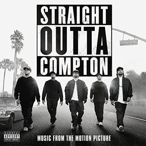 Various - Straight Outta Compton - Movie Soundtrack - 2 LPs
