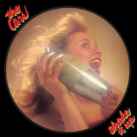 The Cars - Shake It Up - LTD colored vinyl